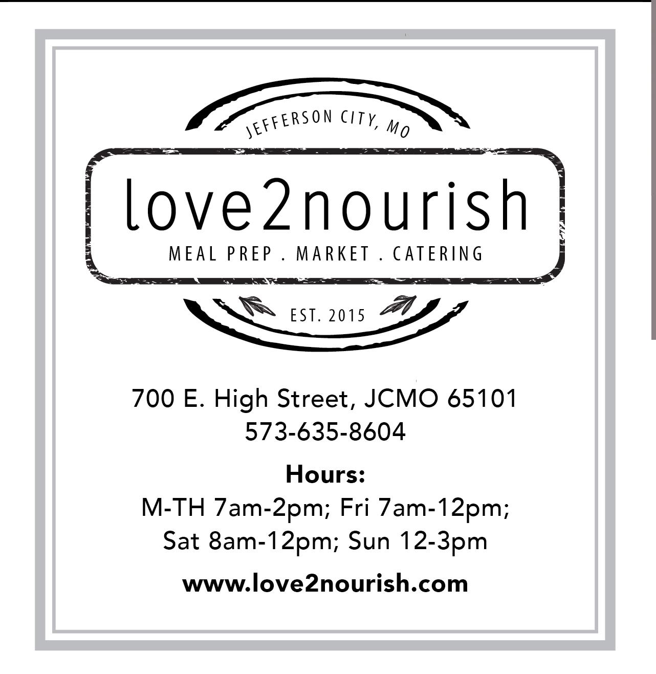 2019 Love2Nourish
