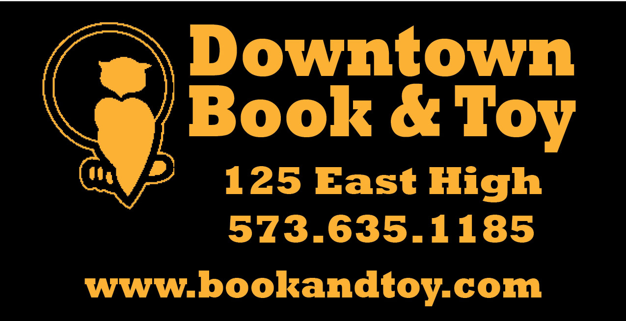 2019 Downtown Book Toy